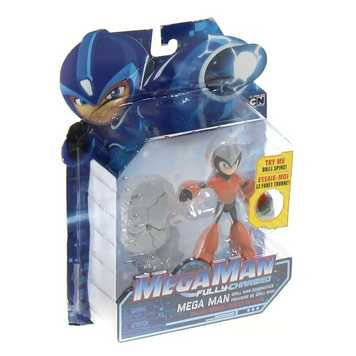 Mega Man Fully Charged for Sale on Swap.com